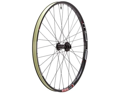 "Stans Flow MK3 Disc Front Wheel (Black) (20 x 110mm) (27.5"" / 584 ISO)"