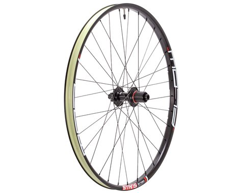 "Stans Flow MK3 Disc Rear Wheel (Black) (Shimano/SRAM) (12 x 142mm) (27.5"" / 584 ISO)"