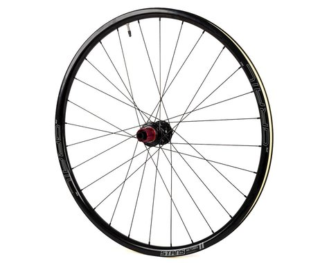 Stans Grail MK3 Rear Wheel (Black) (Shimano/SRAM 11spd Road) (12 x 142mm) (700c / 622 ISO)