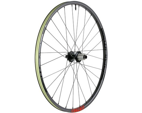 "Stans Podium SRD Carbon Disc Rear Wheel (Black) (Shimano/SRAM) (12 x 148mm) (29"" / 622 ISO)"
