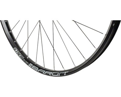 """Stans Baron S1 Disc Front Wheel (Black) (15 x 110mm) (29"""" / 622 ISO)"""