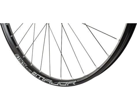 "Stans Major S1 Disc Rear Wheel (Black) (Shimano/SRAM) (12 x 148mm) (27.5"" / 584 ISO)"