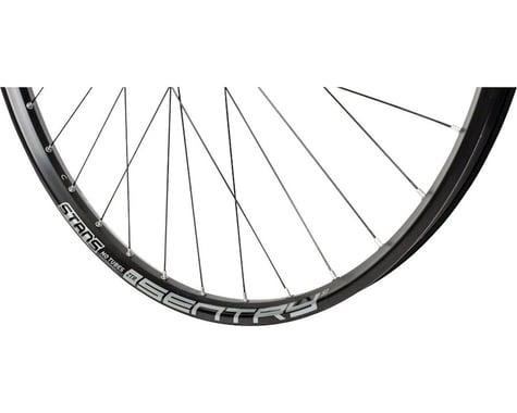 "Stans Sentry S1 Disc Rear Wheel (Black) (Shimano/SRAM) (12 x 148mm) (27.5"" / 584 ISO)"