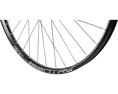 """Stans Sentry S1 Disc Front Wheel (Black) (15 x 110mm) (29"""" / 622 ISO)"""