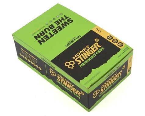 Honey Stinger PLUS+ Performance Chews (Stingerita Lime) (12 | 1.8oz Packets)