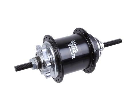 Sturmey Archer RS-RK3 Rear Disc Hub (Black) (36H) (3 Speed)