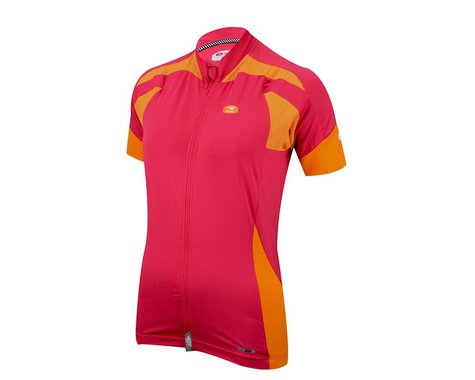 Sugoi RP Women's Short Sleeve Jersey - 2015 - Performance Exclusive (Pink)
