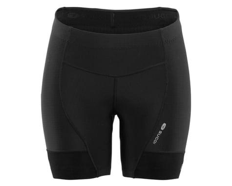 Sugoi Women's Evolution Shortie Shorts (Black) (S)