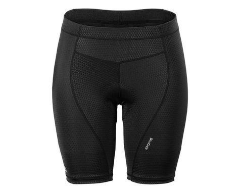 Sugoi Women's Essence Shorts (Black) (2XL)