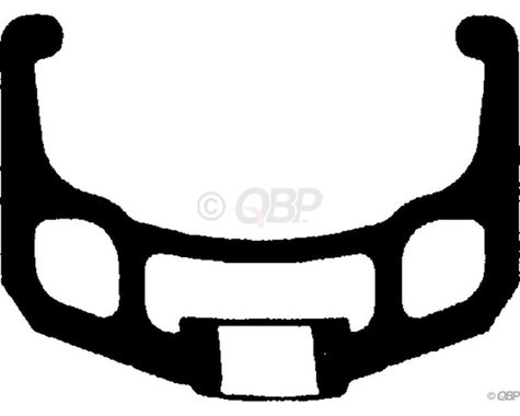 "Sun Ringle CR-18 Rim (Polished) (40H) (Schrader) (26"" / 590 ISO)"