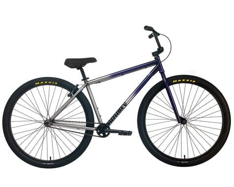 "Sunday 2022 High C 29"" Bike (23.5"" Toptube) (Trans Purple/Raw Fade)"