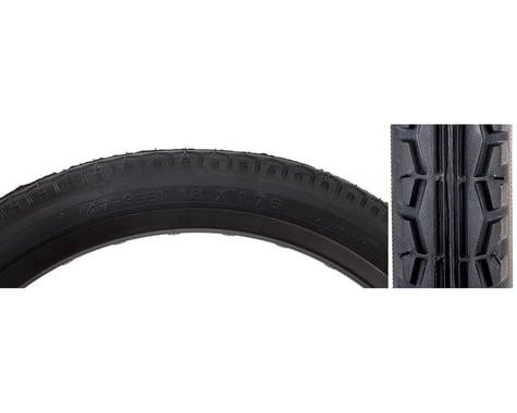 """Sunlite Kids Street Tire (Black) (1.75"""") (18"""" / 355 ISO)"""