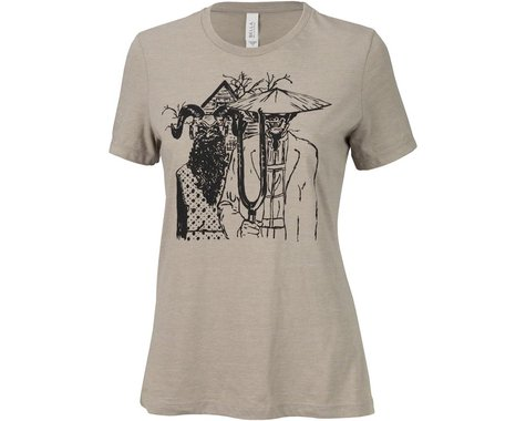 Surly Gothic Women's T-Shirt (Stone)
