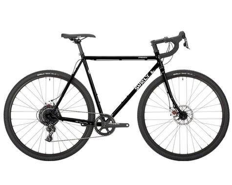 Surly Straggler 700c Gravel Commuter Bike (Black) (58cm)