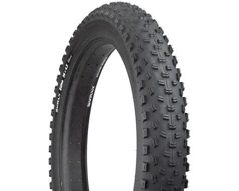 "Surly Edna Tubeless Fat Bike Tire (Black) (4.3"") (26"" / 559 ISO)"