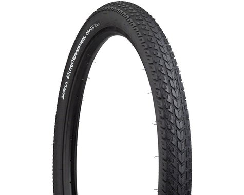 """Surly ExtraTerrestrial Tubeless Touring Tire (Black) (2.5"""") (29"""" / 622 ISO)"""