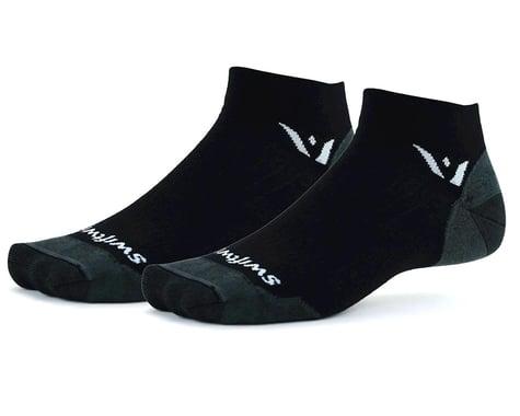 Swiftwick Pursuit One Ultralight Socks (Black) (S)