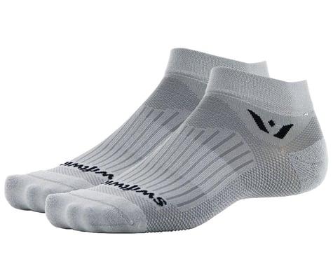 Swiftwick Aspire One Socks (Pewter) (XL)