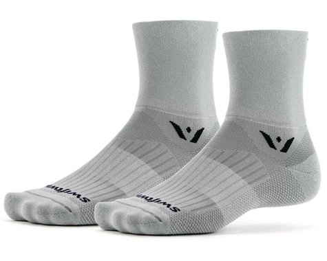 Swiftwick Aspire Four Socks (Pewter)