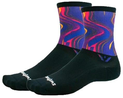 Swiftwick Vision Six Impression Socks (Detour) (XL)