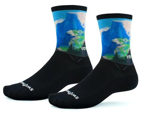 Swiftwick Vision Six Socks (Half Dome) (S)