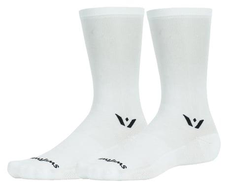 Swiftwick Aspire Seven Sock (White)