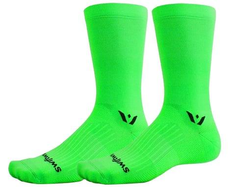 Swiftwick Aspire Seven Socks (Lime) (S)
