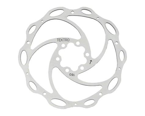 Tektro Lyra Cross Disc Brake Rotor (6-Bolt) (160mm)
