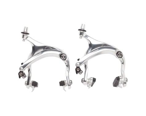 Tektro R559 Long Reach Road Brake Calipers (Silver) (55-73mm) (Pair)