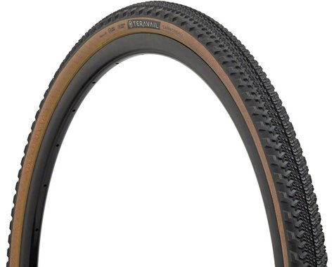 Teravail Cannonball Tubeless Gravel Tire (Tan Wall) (42mm) (700c / 622 ISO)