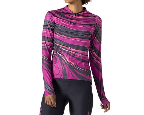 Terry Women's Soleil Long Sleeve Jersey (Litho) (XS)
