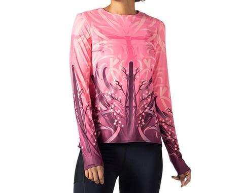 Terry Women's Soleil Long Sleeve Top (Sprint/Psycho) (XS)