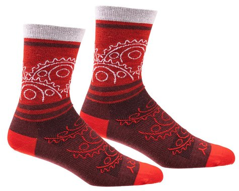 Terry Wool Cyclosox (Cranked) (Universal Women's)