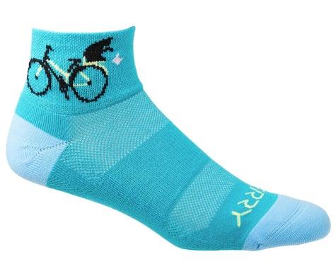 Terry Air Stream Socks (Cats)