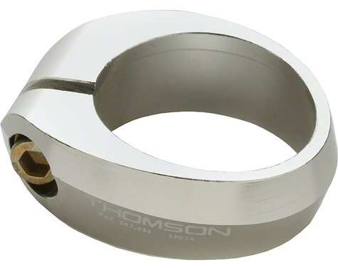 Thomson Seatclamp (Silver) (28.6mm)