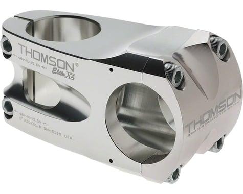 Thomson Elite X4 Mountain Stem (Silver) (31.8mm) (60mm) (0°)