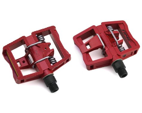 """Time Link ATAC Dual Sided Pedal (Red) (9/16"""")"""