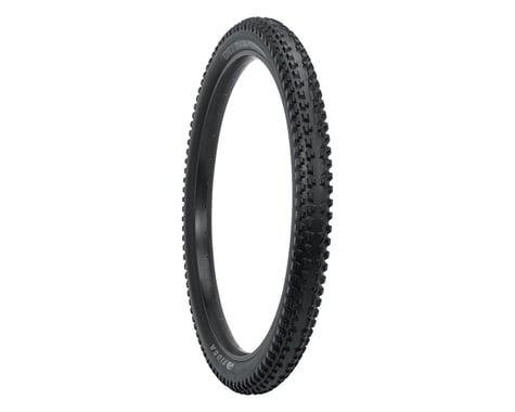 """Tioga Edge 22 Tubeless Front Mountain Tire (Black) (2.5"""") (27.5"""" / 584 ISO)"""