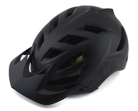 Troy Lee Designs A1 MTB MIPS Helmet (Classic Black) (M/L)