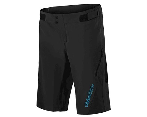 Troy Lee Designs Women's Ruckus Shorts (Black) (L)