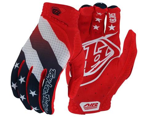 Troy Lee Designs Air Gloves (Stripes & Stars) (S)