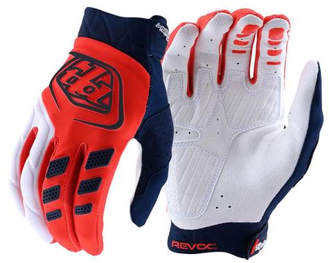 Troy Lee Designs Revox Gloves (Orange) (S)