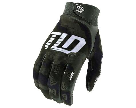 Troy Lee Designs Air Gloves (Camo Green/Black) (M)