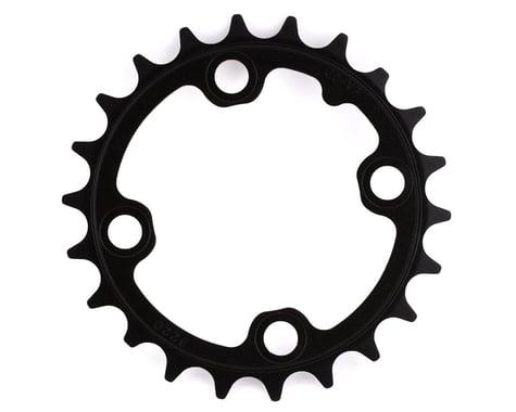 Truvativ Trushift Aluminum 2x Chainring (Black) (64mm BCD) (Offset N/A) (22T)