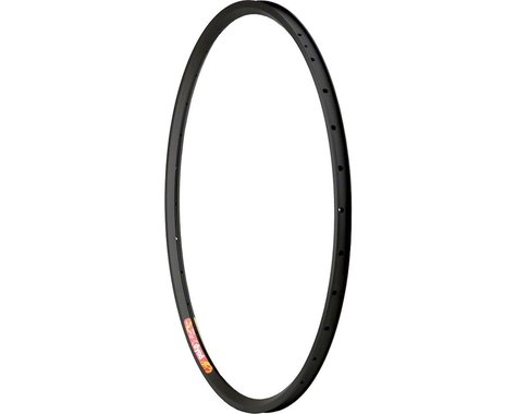 Velocity Dyad Disc Rim (Black) (40H) (Presta) (700c / 622 ISO)