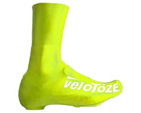 VeloToze Tall Shoe Cover 1.0 (Viz Yellow) (S)