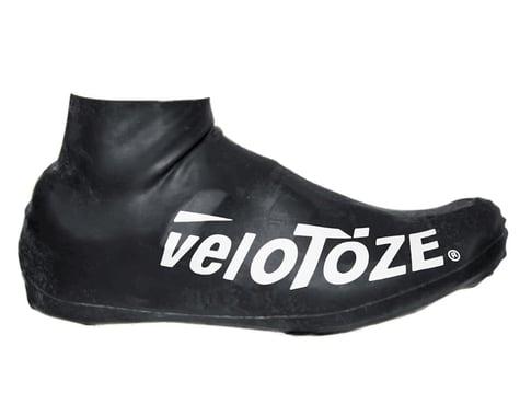 VeloToze Short Shoe Cover 2.0 (Black) (S/M)