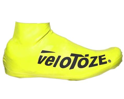 VeloToze Short Shoe Cover 2.0 (Viz Yellow) (S/M)