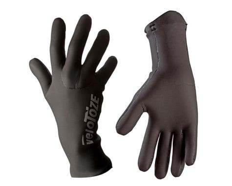VeloToze Waterproof Cycling Gloves (Black) (XS)