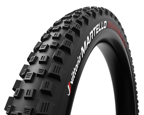 """Vittoria Martello 4C Tubeless Mountain Tire (Black) (2.35"""") (27.5"""" / 584 ISO)"""